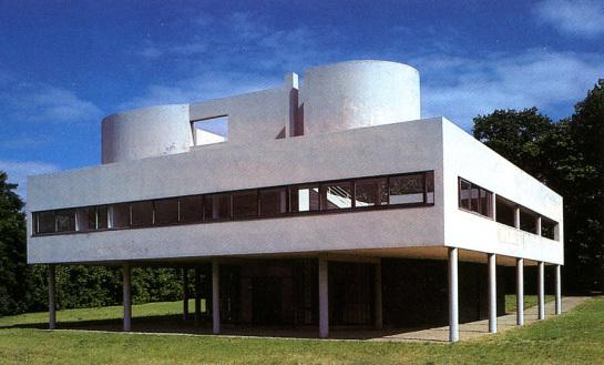 ◆ 近代建築の巨匠『ル・コルビュジェの5原則をこの目で!』 パリ近郊とロンシャン礼拝堂&カップ・マルタンの休憩小屋を訪ねる!◆ パリ&ニース 8日間 【2名様催行保証!】