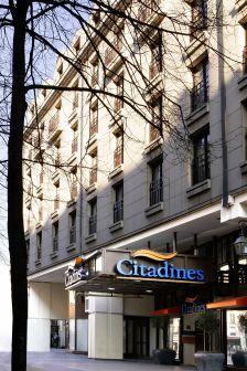 【3名1室】 レアールのアパートメントホテルで暮らすパリ 7日間 ◆ 大韓航空指定 羽田・成田発選択可能!