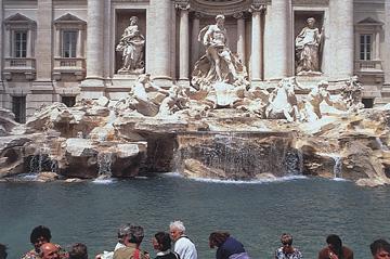 *名古屋発* 【リーズナブルに!】 人気の2都市 ローマ&パリ 8日間 ◆ エールフランス航空指定