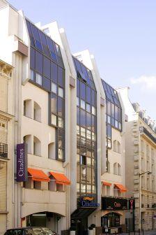 *名古屋発* 【2名1室】 あこがれのパッシー地区至近 ◆ 16区トロカデロのアパートメントホテルで暮らすパリ 7日間 ◆ 大韓航空指定