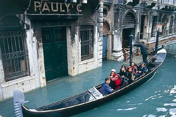 【リーズナブル!】2都市周遊 ベネチア&パリ 8日間 ◆ エールフランス航空指定 羽田・成田発選択可能!